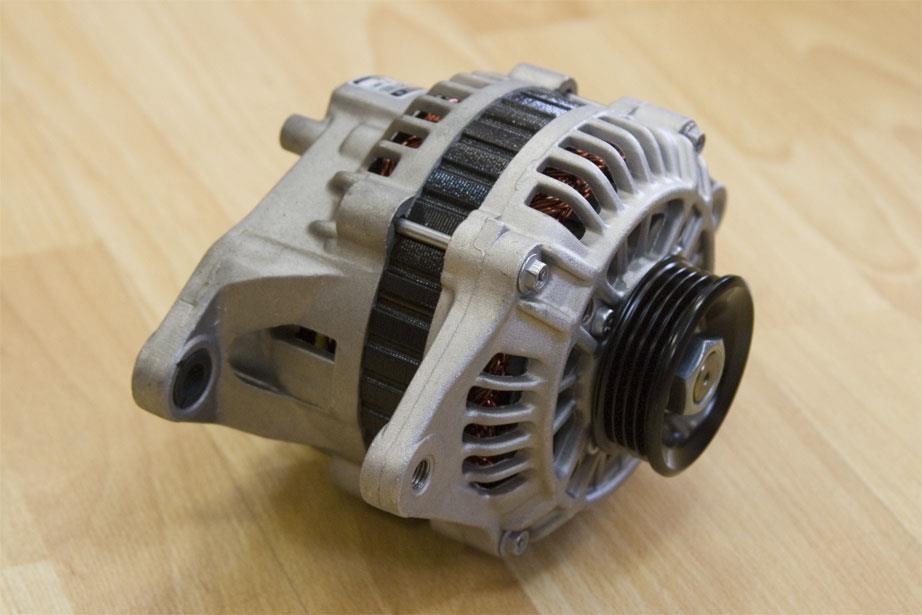 Автомобильный генератор- это прибор, который принимает механическую энергию двигателя и преобразовывает ее в...