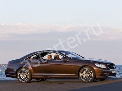 Ремонт генератора Mercedes-Benz CL C216, Купить генератор Mercedes-Benz CL C216