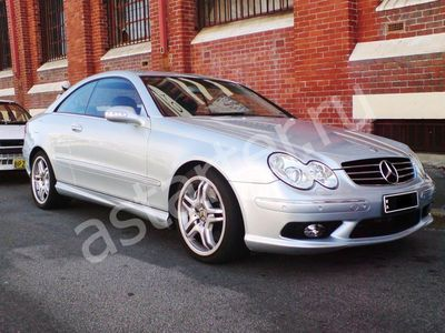 Купить генератор Mercedes-Benz CLK W209, ремонт генератора Mercedes-Benz CLK W209