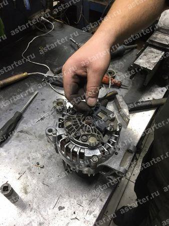 Проверка генератора форд фокус 2 своими руками 45