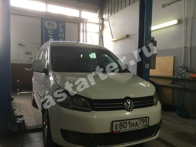 Ремонт генератора Volkswagen Caddy 1.6 TDI