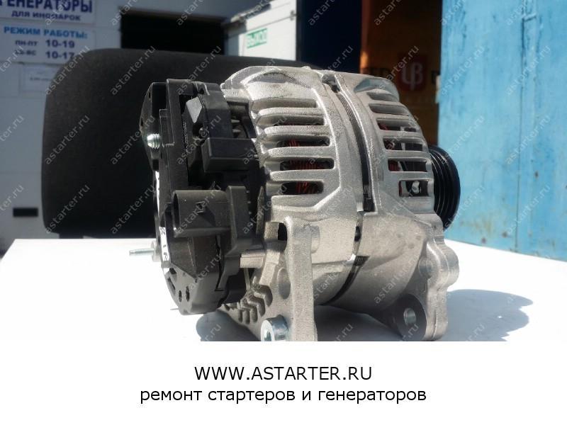 генератор skoda fabia 120а